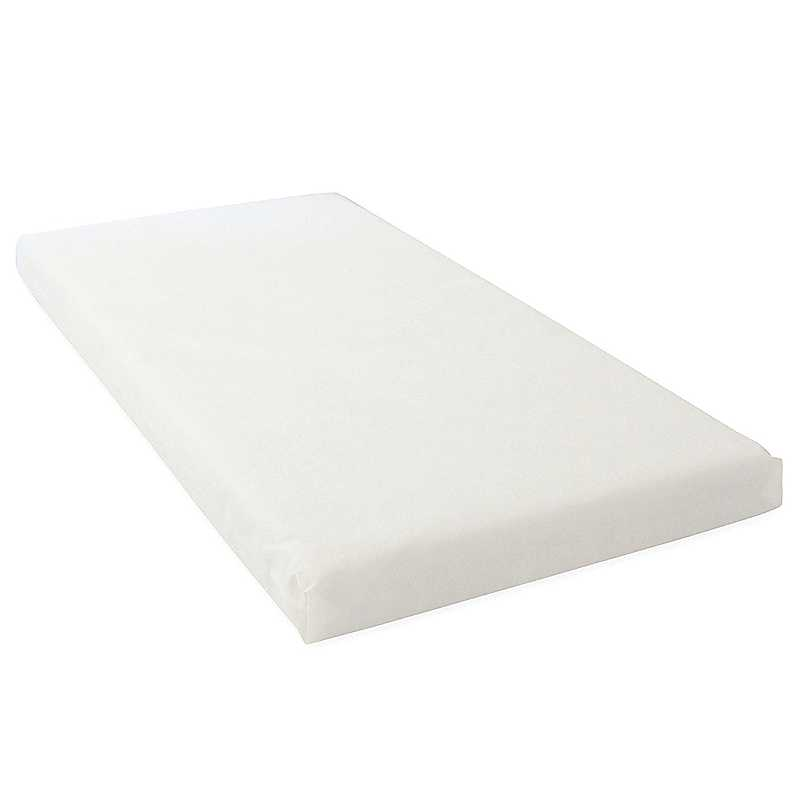 East Coast Cot Foam Mattress with Removable Cover