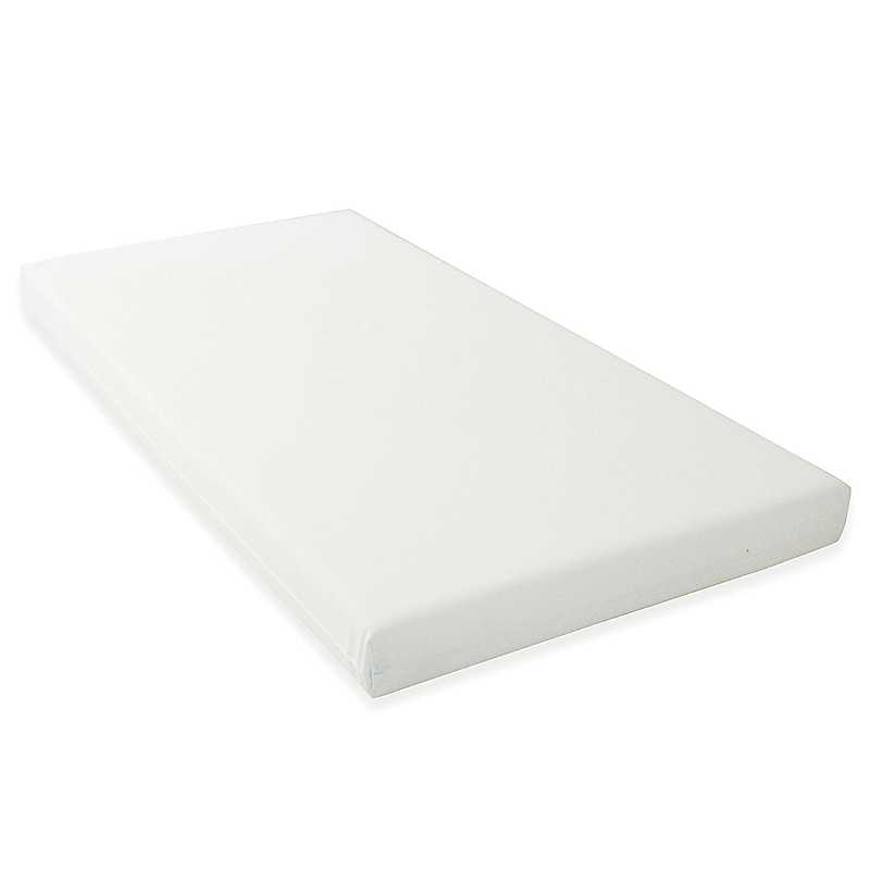 East Coast Cotbed Foam Mattress