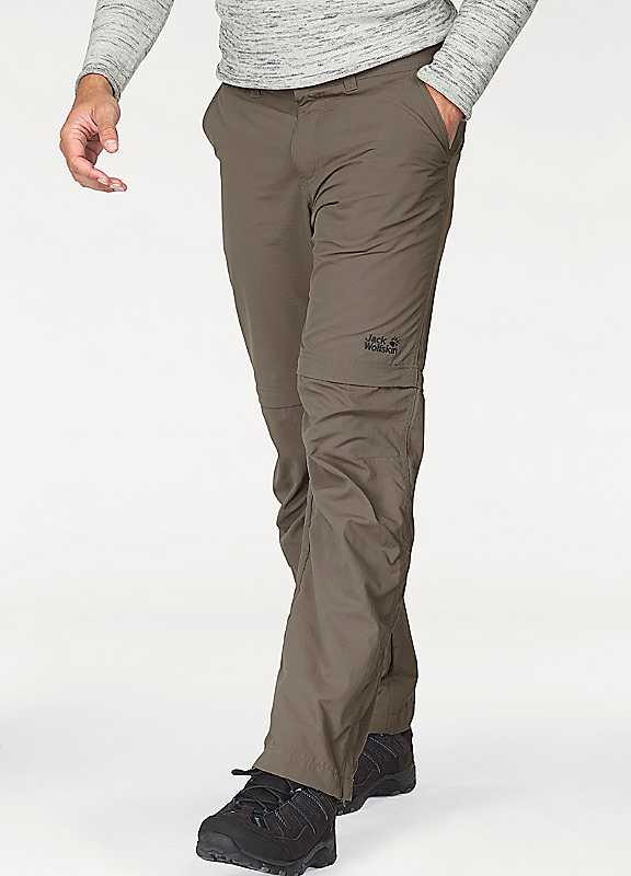 Jack Wolfskin 'Canyon' 2 in 1 Zip-Off Trousers