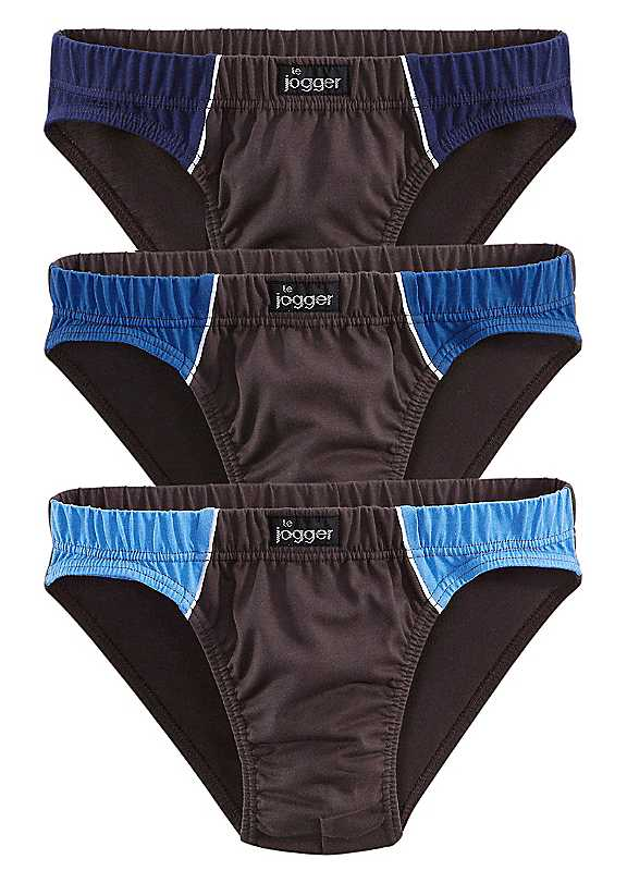 Le Jogger Pack of 12 Briefs