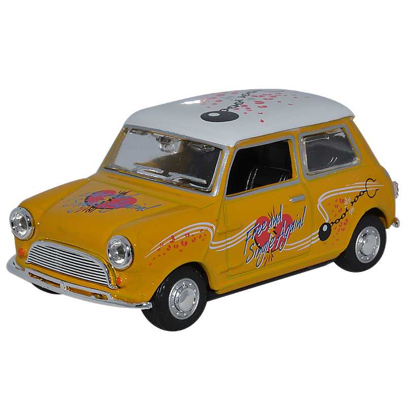 Oxford Diecast 1:43 Scale Collectors Just Divorced Mini Car at Freemans Catalogue