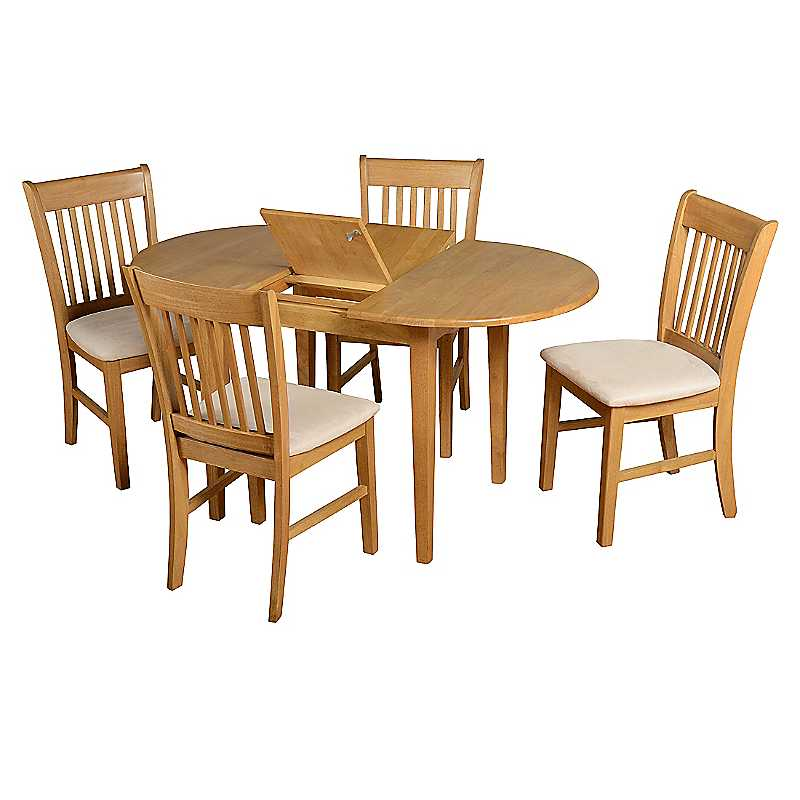 Oxford Extending Table & 4 Chairs