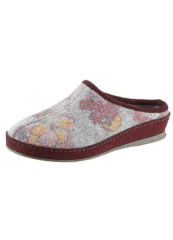 Schawos Printed Slippers