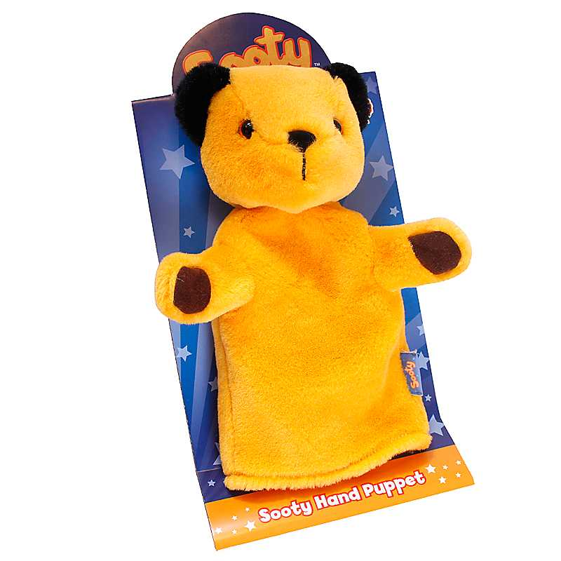 Sooty & Sweep - Sooty Hand Puppet