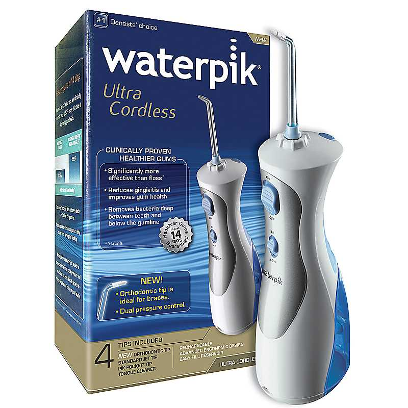 Waterpik Ultra Cordless Dental Cleaning Water Jet WP450